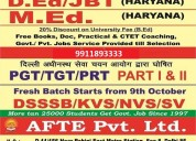 B.ed admission in best college