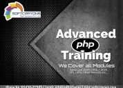 Advanced php training courses coaching institute