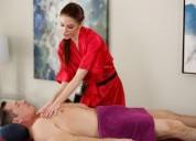 Body to body massage by girls sec 8c madhya marg 9