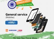 Multi brands service offer for mobiles starts