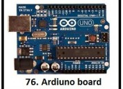 Ardiuno board and embedded system projects