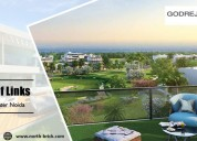 Godrej golf links greater noida | godrej golf link