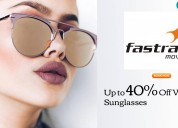 Up to 40% off women's sunglasses