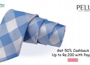 Get 50% cashback up to rs.200 with paypal