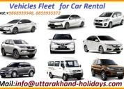 Get best deals for car rentals in uttarakhand