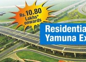 Residential plots in yamuna expressway