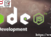 Node js web application development company
