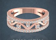 Rosecjewels online ring collection