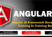 Angular js training in noida | training basket