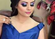 Best women hair salon in delhi professional makeup
