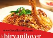 Hotel kandha veg and non veg