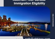 Seek expert assistance on your canada immigration