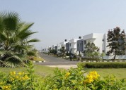 Independent villa in hyderabad - ashoka developers