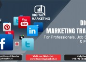 Learn digital marketing in training basket in noid