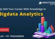 Attend big data analytics training by analytics