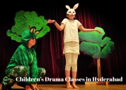 Children's drama classes in hyderabad