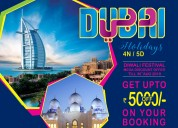 Experience the heart of dubai city with go disha
