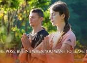 Yoga retreats in india at rishikesh yog peeth - 20