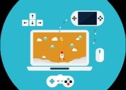 Game application testing training services |- stad