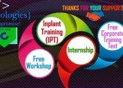 Inplant training in coimbatore for civil