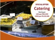 Catering services in meerut for special occasions