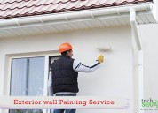 Exterior wall painting service in bangalore