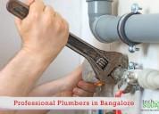 Professional plumbers in bangalore