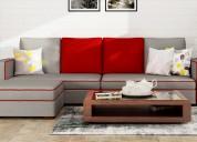 Praise-worthy l shape sofa in mumbai online