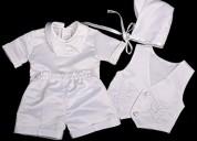 Samuel - christening set for baby boy @ heavenlybo