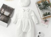 Baptism / christening dress for boy @ heavenlyborn