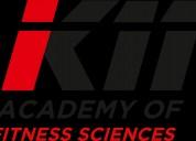 Fitness trainer course in delhi