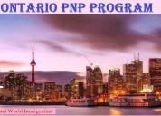 Where i get best ontario pnp program updates?