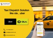 Online cab booking application like- ola & uber