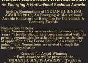 Indian business awards