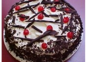 Order online black forest cake to vizag   send cak