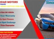 Multi branded certified used cars
