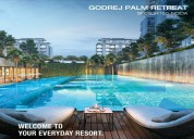 Godrej palm retreat resort residences noida