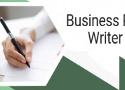 Business plan writer your business need | sixpl