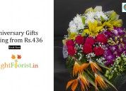 Anniversary gifts starting from rs.436