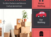 Packers and movers in sector 22 gurgaon