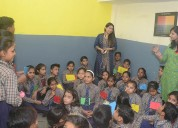 Donate online for children education, ngo working
