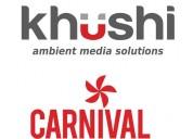 Best cinema advertising agency | top ambient media