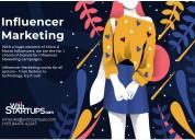 Influencer marketing – instagram, facebook, youtub