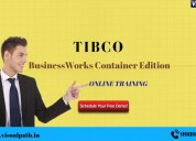 Tibco bw container edition online training
