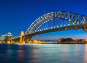 Australia new zealand vacation tour package