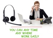 Easy and simple part time job home based ad posting work kmention