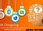 Website designing services delhi contact now