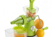 Fresh fruits and vegetable juicer