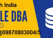 Oracle dba course in mumbai