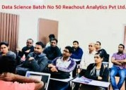 Best data science training certification course